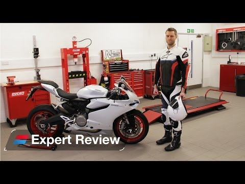 2014 Ducati 899 Panigale bike review
