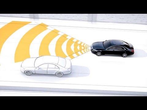 Mercedes-Benz S-Klasse   DISTRONIC PLUS mit Lenk-Assistent