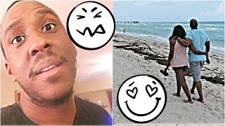 THE TWINS RAN MANUSH & ED OUT OF A RESTAURANT | ANOTHER FUN DAY AT THE BEACH!