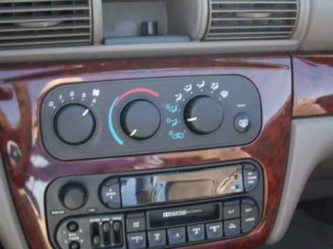 2002 chrysler sebring 2dr convertible lx youtube. Black Bedroom Furniture Sets. Home Design Ideas