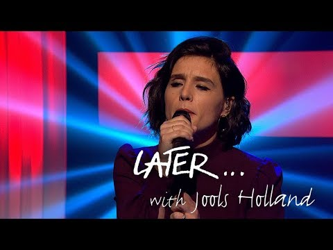 Jessie Ware - Midnight - Later… with Jools Holland - BBC Two