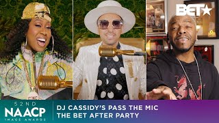 Dru Hill, SWV, Missy Elliott, Ginuwine, 112 & More Join DJ Cassidy & Perform Hits! Pass The Mic