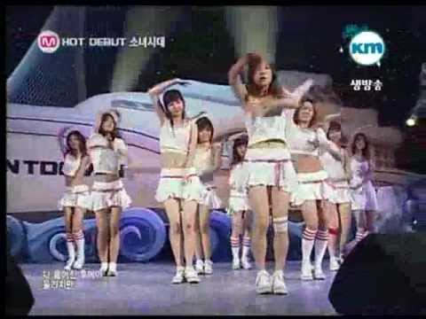 SNSD - Into The New World Dance Version