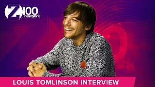 Louis Tomlinson Says 'One Direction Was Not Real Life'