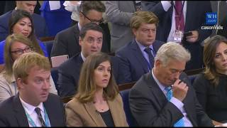 Sarah Sanders Press Briefing on the Steve Bannon 60 minutes interview