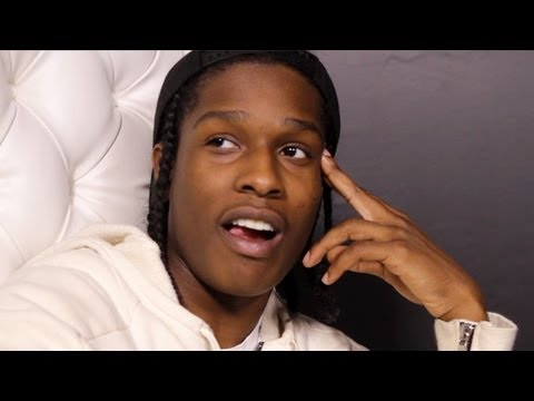 A$AP Rocky Shows His Romantic Side | Interview | On Air with Ryan Seacrest