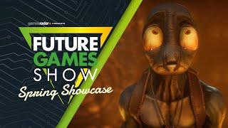 Oddworld: Soulstorm Gameplay and Developer Presentation - Future Games Show Spring Showcase