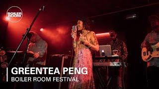 Greentea Peng   Boiler Room Festival   Day 1: Jazz