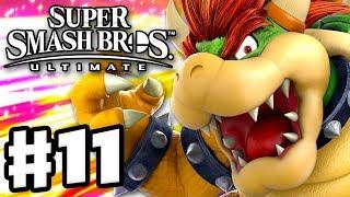 Bowser! - Super Smash Bros Ultimate - Gameplay Walkthrough Part 11 (Nintendo Switch)