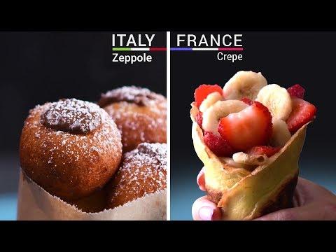 Deliciosos Postres Típicos Alrededor del Mundo | So Yummy Español