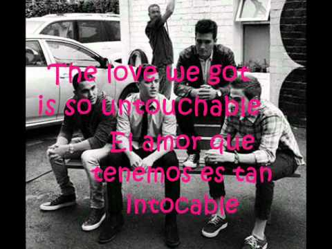 Baixar Big Time Rush - Untouchable Español & Lyrics