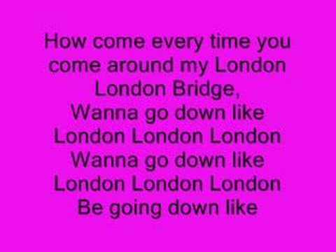 Baixar Fergie - London Bridge (Oh Snap)