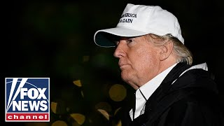 Full Interview: Trump responds to Russian asset allegations, border crisis