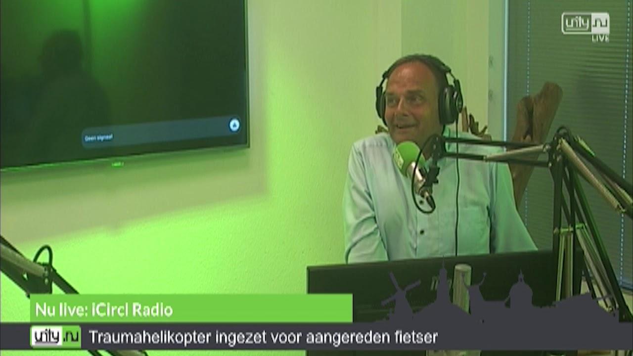 Yvonne van der Hulst in iCircl Radio
