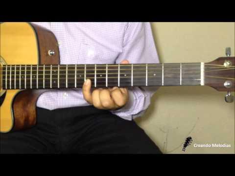 Renuevame - Melodia Guitarra