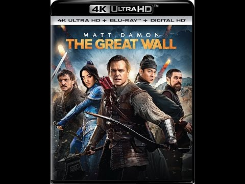 The Great Wall 2017 3D sample