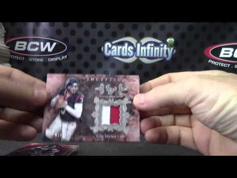 2014 Topps Inception Football 8 Box Hobby Case Break GB 4