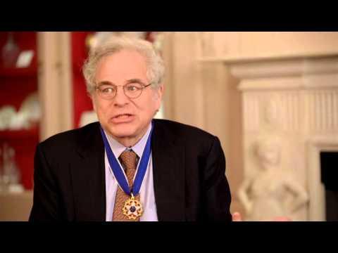 Medal of Freedom Recipient Itzhak Perelman