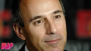 Matt Lauer Releases Apology Statement After Being Fired From NBC