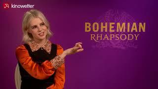 Interview Lucy Boynton BOHEMIAN RHAPSODY