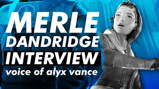 An Interview with Alyx Vance - Merle Dandridge