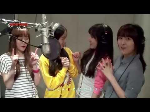 [SMROOKIES] 미키마우스 클럽_ OST 녹음현장