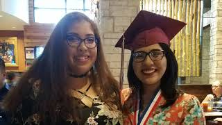 Jordan & Kyla's Graduation (CMU/MHS)