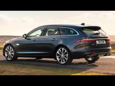 2021 Model Jaguar XF Sportbrake D200 SE – Güzel Lüks Vagon Teknik ve Özellikleri
