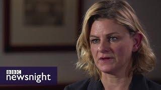 Weinstein ex-assistant speaks out - BBC Newsnight