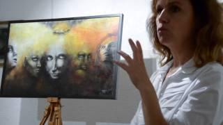 Domande sulla psiche in un video di conferenza di Arte Introspettiva. Roma 25 ottobre 2013. Psicologia OK.