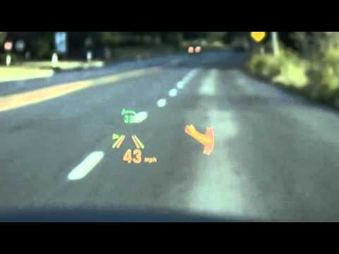 bmw heads up display youtube. Black Bedroom Furniture Sets. Home Design Ideas