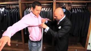 T.M.Lewin   Know Your Size - Suits
