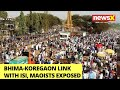 Bhima-Koregaon Link With ISI, Maoists Exposed | Exclusive Chargesheet Details | NewsX