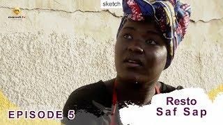 Sketch - Resto Saf Sap - Episode 5