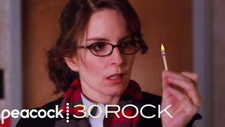 Liz Lemon Flirts with Arson - 30 Rock