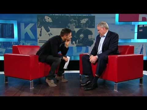 Ken Dryden On George Stroumboulopoulos Tonight: INTERVIEW ...