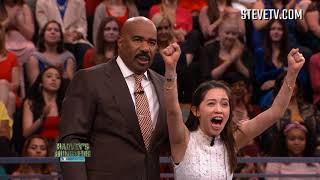 Audience Member Becomes One Of Steve Harvey's Faves
