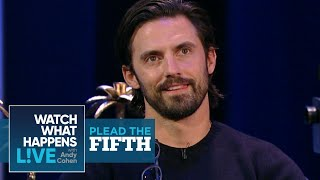 Can Milo Ventimiglia Name 3 Mandy Moore Songs? | Plead The Fifth | WWHL