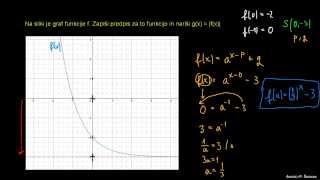 Naloga 10 – eksponentna funkcija