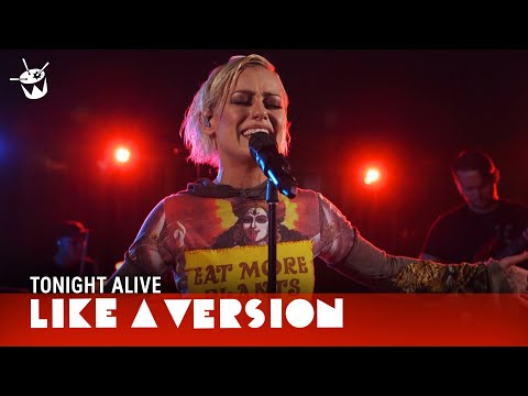 Tonight Alive cover Savage Garden 'Affirmation' for Like A Version