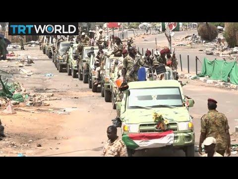 Sudan Crackdown: Protesters suspend strike, agree to talks