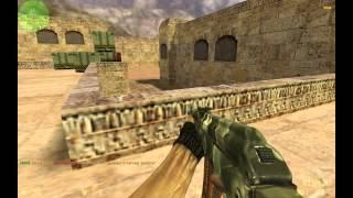 Counter Strike 1.6 Nikivel baromkodás
