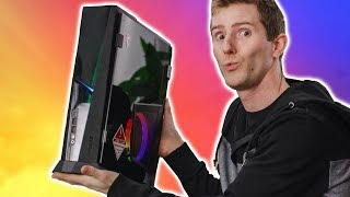 MSI's No Compromise Gaming Desktop