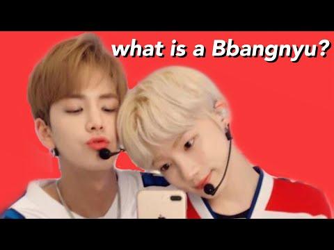 what is a Bbangnyu? (The Boyz)