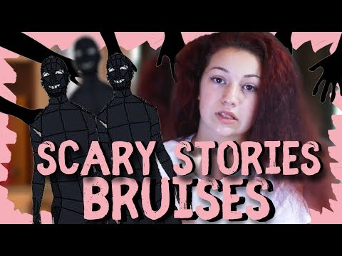 Danielle Bregoli Reacts to BRUISES Scary Text Story