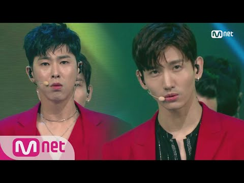 [TVXQ! - The Chance of Love] KPOP TV Show | M COUNTDOWN 180412 EP.566