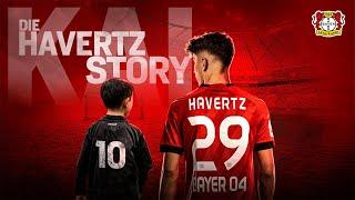 KAI – DIE HAVERTZ-STORY | 10 Jahre Bayer 04 Leverkusen
