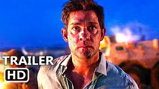 JACK RYAN Official Trailer # 2 (2018) John Krasinski, Action, New TV Series HD