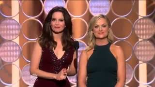 Complete 2014 Golden Globes Opening Monologue by Tina Fey & Amy Poehler