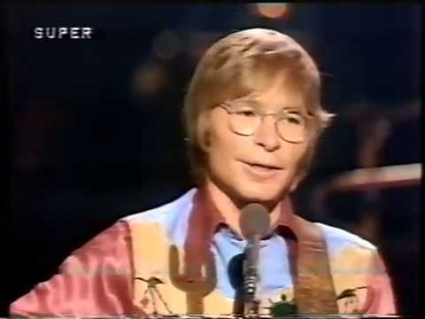 John Denver Sunshine On My Shoulders